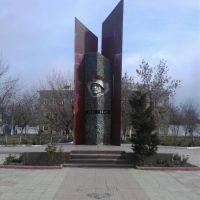 Дагестанские огни. Памятник участникам Великой Отечечтвенной войны, Дагестанские Огни