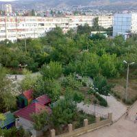 Парк, Дербент