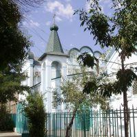 Дербент. Православная церковь Покрова Пресвятой Богородицы, Дербент