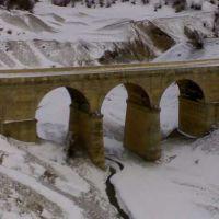 Дылым мост зимний вариант, Дылым