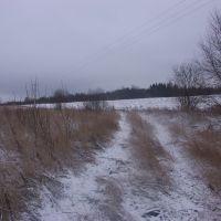 Зимняя грунтовка, Ершовка