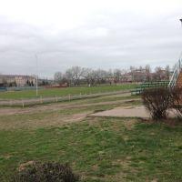 Стадион, Избербаш