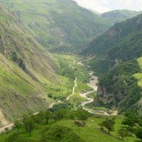 Karata-каратинская долина, Карата