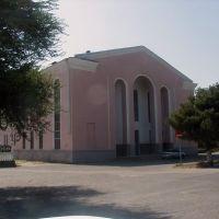 Дворец культуры завода Дагдизель, Каспийск