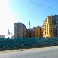 стройка, Каспийск