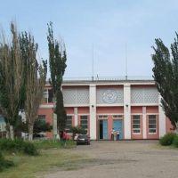 Каспийск. Вход на стадион, Каспийск
