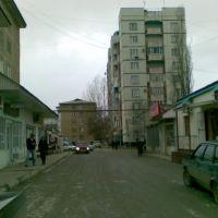 Узкая улица, Кизилюрт