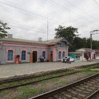 Станция Кизил-Юрт, Кизилюрт