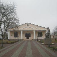 Литературно-этнографический музей Льва Толстого в станице Старогладовской, Кочубей