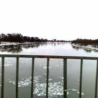 Красный мост через Терек., Кочубей
