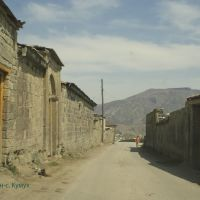 Горный Дагестан 2010г -с. Кумух (mountain Dagestan), Кумух