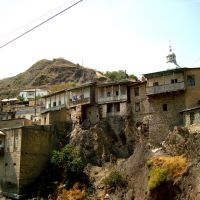 Lezghi house, Курах