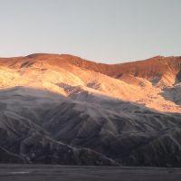 Золотые горы утро (рано), Магарамкент