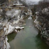 Старый мост   с.Маджалис, Маджалис