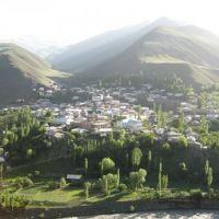 Селение Рутул. Rutul village., Рутул