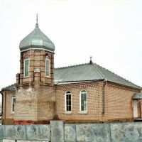 Mosque in Amti-Kuotor, CHECHNYA, Терекли-Мектеб