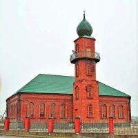 Mosque in Gorga, CHECHNYA, Терекли-Мектеб