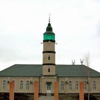 Mosque in Ena-Hishka, CHECHNYA, Терекли-Мектеб