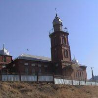 Mosque in Achka-Hita, CHECHNYA, Терекли-Мектеб