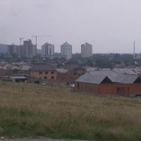 "Chechen city Guotermaas > meaning ""settlement in the sunny hills"", CHECHENIA, Терекли-Мектеб"