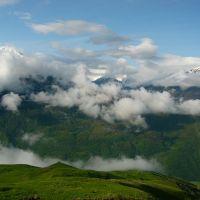 Caucasus, Тлярата
