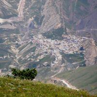 село Аргвани, Тлярата
