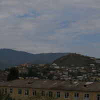 The Urkarakh town, Уркарах