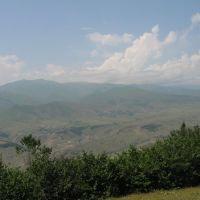 Вид на горы, Хив