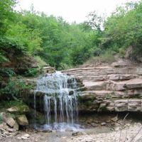 водопад (река Яраг-Чай), Хив