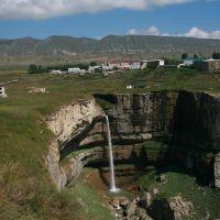 Vodopad TOBOT, Хунзах