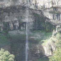 Гакваринский водопад - Gakvari water fall, Хунзах