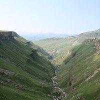 Ущелье реки Тобот, Хунзах