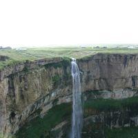 Хунзахский водопад, Хунзах