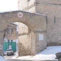 старая русская крепость в Хунзахе, Хунзах