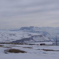 Хунзахское плато, Хунзах