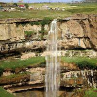 Водопад Итлятляр, Хунзах