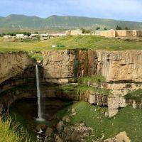 Водопад Тобот, Хунзах