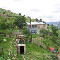 Домик в деревне, Цуриб
