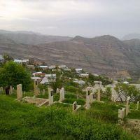 БацIада кладбище, Цуриб