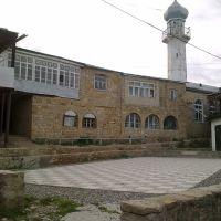 БацIада мечеть, Цуриб