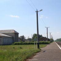 Станция Ладыгино, Архиповка