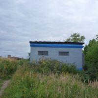 туалет на станции Савино 11.08.2011, Архиповка