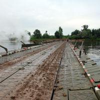 Combined-arms river crossing training. Klyazma riv. Gorokhovets. Russia. 2009, Верхний Ландех