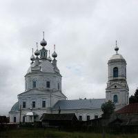 Храм в Сицком, Верхний Ландех