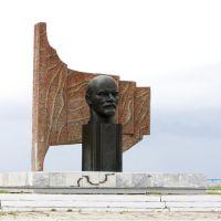 Памятник вождю (2010.05.15), Верхний Ландех