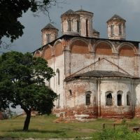 Фролищи, монастырь Фролищева пустынь, Верхний Ландех