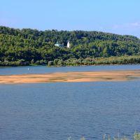 за Окой - Дудин монастырь, Верхний Ландех