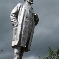 Ленин в Вичуге, Вичуга