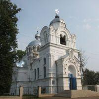 Воскресенская церковь села Бонячки., Вичуга