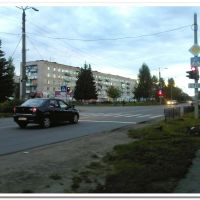 ул.50 лет Октября, Вичуга